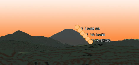 Fuji_sun_2
